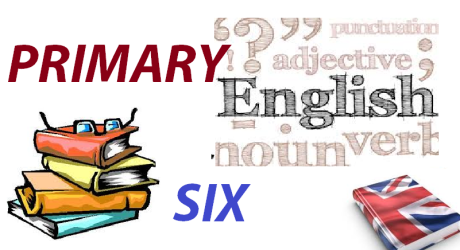 ENGLISH PRIMARY SIX 12
