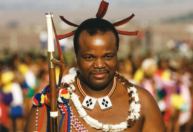 SWAZI NATION - HISTORY SOUTH AFRICA