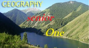 GEOGRAPHY SENIOR ONE 3