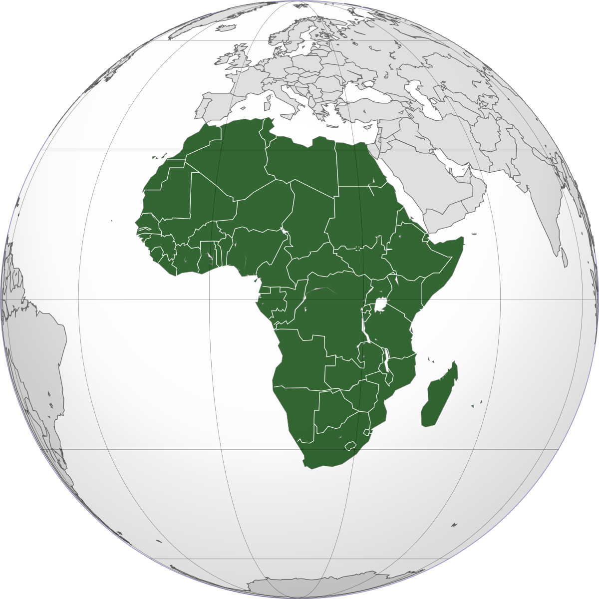 GEOGRAPHY O-LEVEL-AFRICA