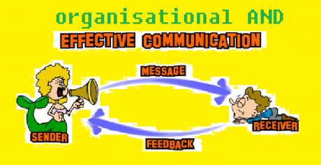 EFFECTIVE AND ORGANISATIONAL COMMUNICATION 1