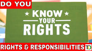 RIGHTS, RESPONSIBILITIES AND FREEDOMS
