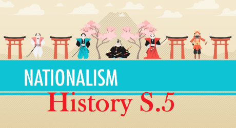 NATIONALISM HISTORY SENIOR FIVE 15