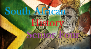 Access and Download All Lessons of History South Africa Senior Four 1