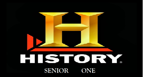 HISTORY EAST AFRICA SENIOR ONE ( S. 1) 10
