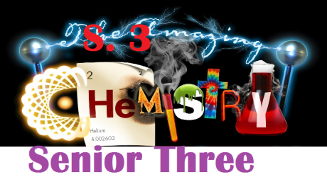 CHEMISTRY SENIOR THREE 31