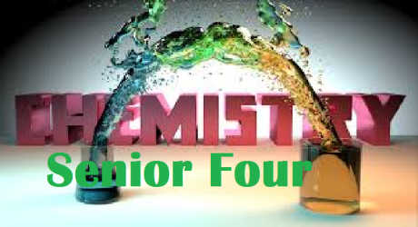 CHEMISTRY SENIOR FOUR 8