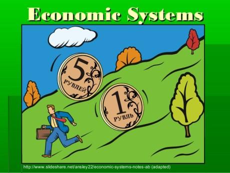 IMBA: Introductory Microeconomics: Economics systems 1