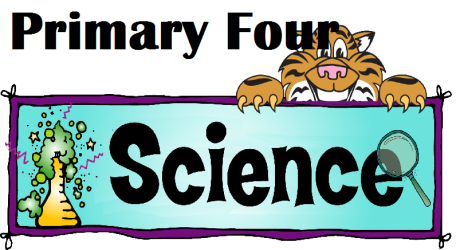 PRIMARY FOUR SCIENCE