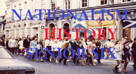 NATIONALISM HISTORY SENIOR SIX 2