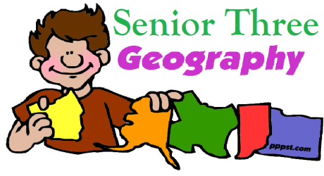 GEOGRAPHY SENIOR THREE 18