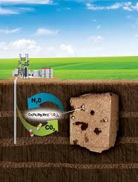 AGRICULTURE - MAGNESIUM, CALCIUM AND CARBON