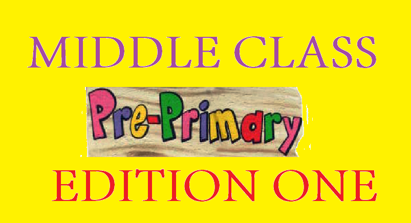 MIDDLE CLASS READING 4 - 5 YEARS 2