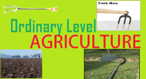 Access and Download All lessons of Ordinary Level Agriculture 1