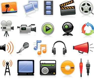 multimedia icons3