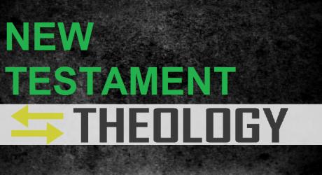 NEW TESTAMENT THEOLOGY 7