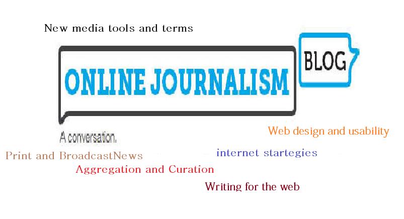 ONLINE JOURNALISM 2