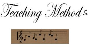 TEACHING METHODS 2
