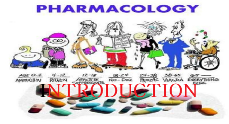 INTRODUCTION TO PHARMACOLOGY 16