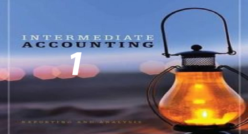 INTERMEDIATE ACCOUNTING ONE 2