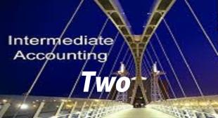 INTERMEDIATE ACCOUNTING 2 7