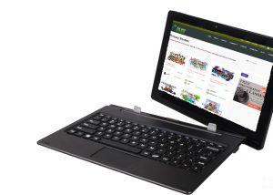 Yaaka tablet with Uganda syllabus & apps 1