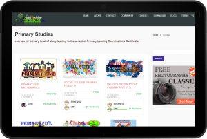 Online Journalism & Multimedia production 1