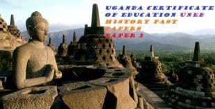 UGANDA CERTIFICATE OF EDUCATION HISTORY PAST PAPERS PAPER 2 18