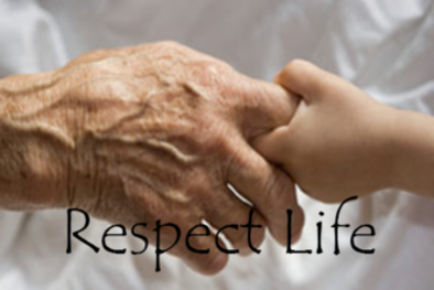Respect for the gift of life