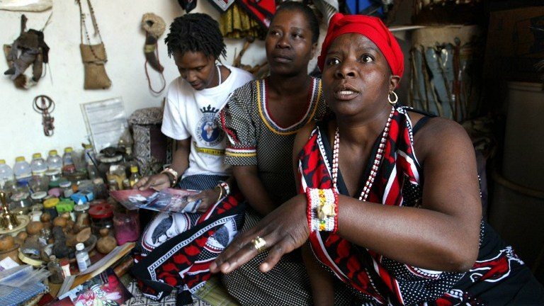 Working in a changing society;African Traditional Society