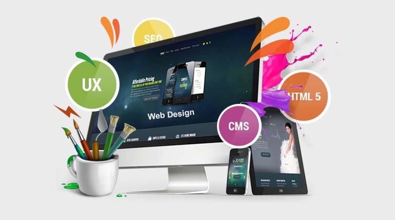 Website Design, CMS & Server management 2