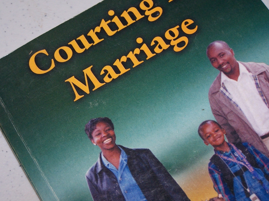 Courtship and Marriage in the Church History