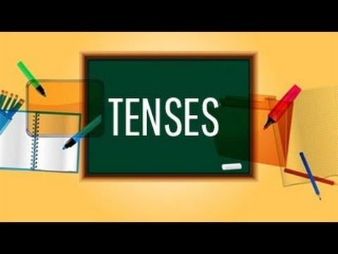 English grammar -tenses