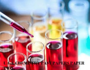 UGANDA CERTIFICATE OF EDUCATION CHEMISTRY UNEB PAST PAPERS PAPER 2 1