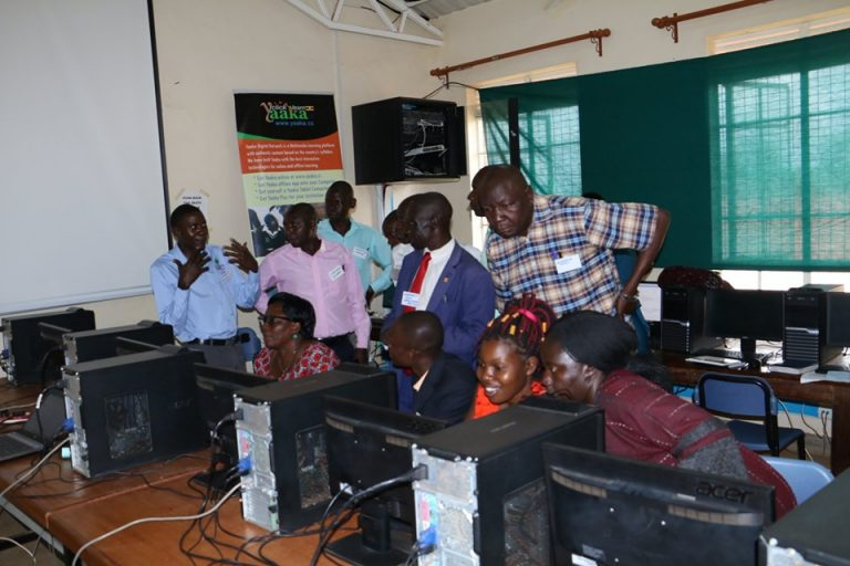 Uganda Teachers of STEM Subjects Receive Training In Digital Pedagogy. 2