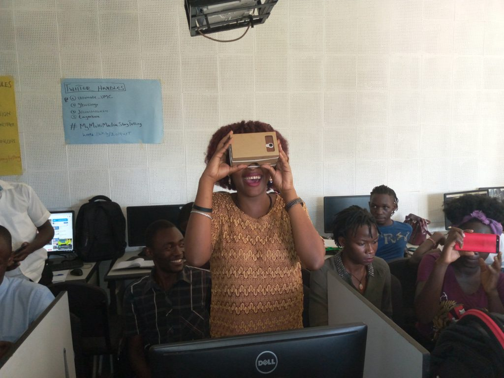 Makerere University Fourth Year Journalism Students Receive Skills In Multimedia Journalism & Digital Safety 2