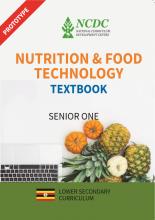 NCDC NUTRITION Textbook