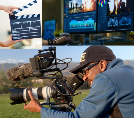 Digital Video Production and storytelling