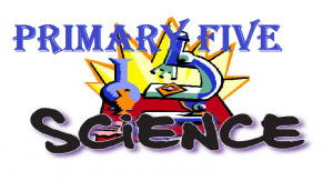 PRIMARY FIVE SCIENCE